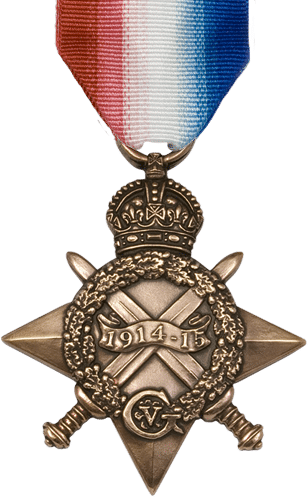 High quality official recplica 1914/15 Star Medal for sale