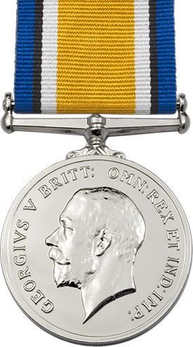 British War Medal | World War 1 Campaign Medals | Military