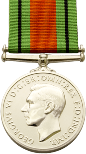 High quality official recplica Defence Medal for sale