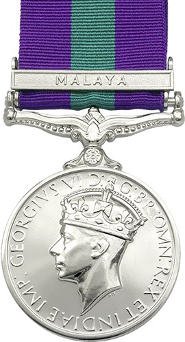 High quality official replica General Service Medal (1918 GSM) for sale