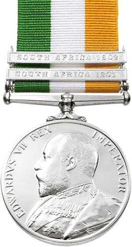 King's South Africa Medal (KSA)