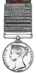 High quality official replica Military General Service Medal for sale
