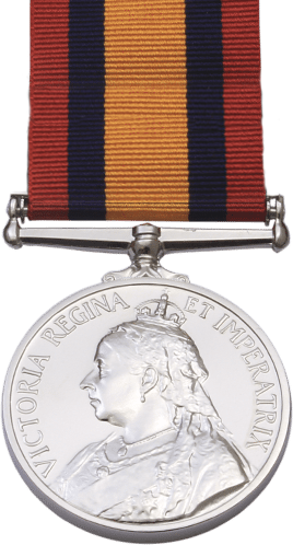 High quality official replica Queen's South Africa Medal (QSA) for sale