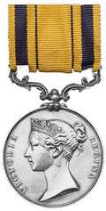 South Africa Medal (Kaffir Medal)
