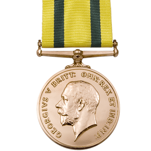 High quality official replica Territorial Force War Medal for sale