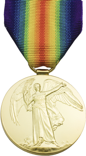 High quality official recplica Victory Medal for sale