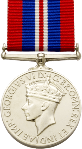High quality official replica War Medal 1939 - 1945 for sale