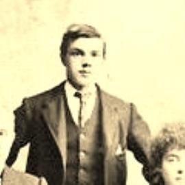 ROLAND GREENWOOD, PRIVATE # 13620 8th Btn Loyal North Lancashire Regt.
