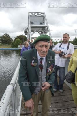 Alfred Denis Dayman, 2nd Battalion Kings Shropshire Light Infantry D.Day Veteran Sword Beach.
