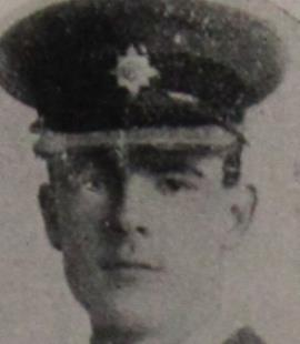 James Haran  Nash, Lieutenant