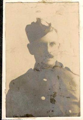 Benjamin Barr, Private 19th Rifle Brigade