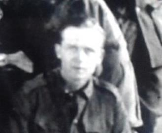 Henry (Harry) Jones, Private, Manchester Regiment