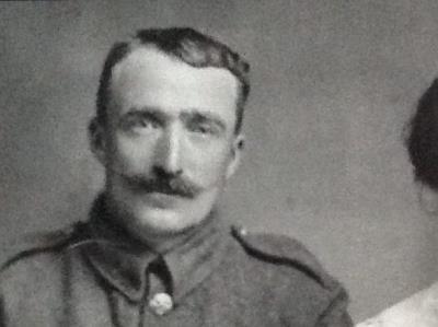 Harold Frederick Bavester, Kings Royal Rifle Corps