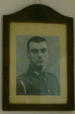 Victor Worrall, 67 Field Regiment Royal Artillery; Lance Bombardier