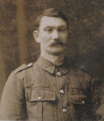Patrick  Jordan , Private Cheshire Regiment,