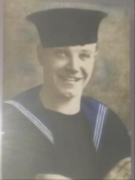 Leonard Jones, able seamen Royal Navy
