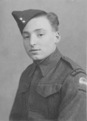 Leonard Charles Burgess, 5511593 Private, 2nd Bn, The Hampshire Regt .