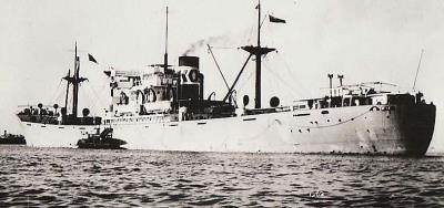 Joseph Grant, Royal Naval Volunteer Reserve/leading Seaman