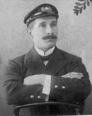 William Stephen Hunter,  Royal Naval Reserves / Stoker