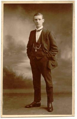 William Arthur Brackner, Private 46804 17th Bn.. Lancashire Fusiliers