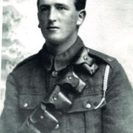 William  Pedley, Gunner and then Driver in the Royal Artillery WW1 service number 810323