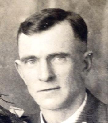 Kenneth MacSween, Sapper, Royal Engineers, I.W.T.
