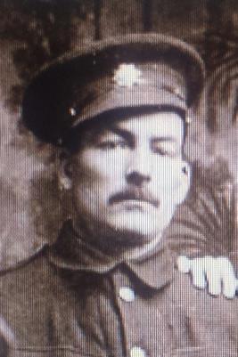 Ernest  Cook, Pt. Cook  14602. Devonshire Regiment