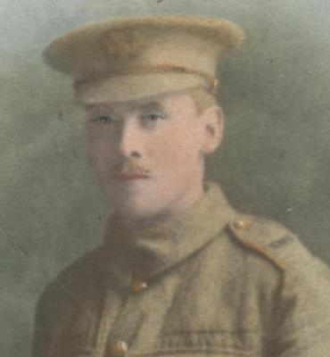 Herbert Davis, Kings Royal Rifle Corps