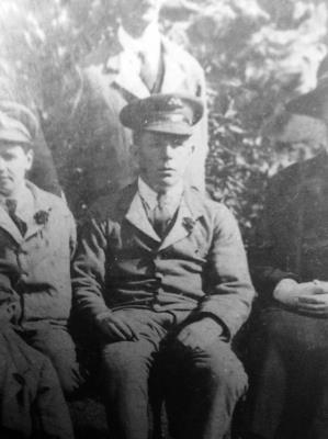 Thomas Mahon, Private 5th Battalion Connaught Rangers