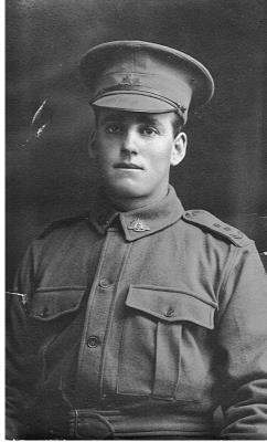 Charles Roy Glasson Steer, Private  12th & 52nd  InfantryBattalion