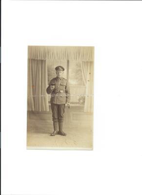 henry Leslie Jasper, Private, Lewis Gunner