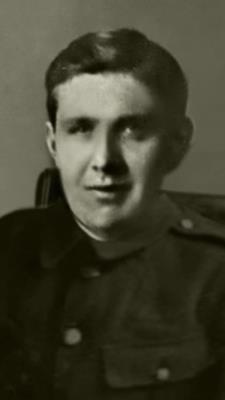 Murdoch Nicolson, Private 1716 B Coy 10th Battalion Highland Light Infantry