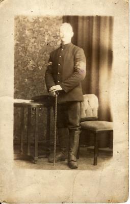 Frederick Sully, Cpl. no L21532
