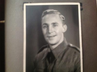 Royston Basil William Harper, 7th armoured division
