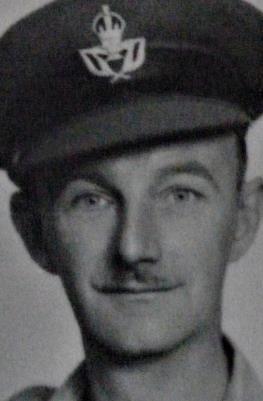 Douglas Edward John Carvell, RAF. WO.Service No 509870