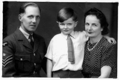 John Walter Dixon, Flight Sergeant, Royal Air Force