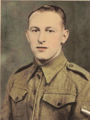 Albert Edward Selfe, 2nd Battalion Devonshire Regiment  Corporal 5623074