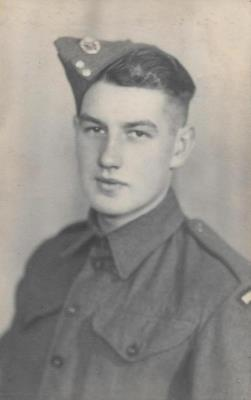 Stanley Alexander, Served 1941-47, France, Low Countries and Palestine, Corporal, Royal Signals