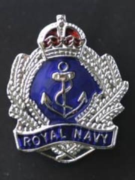 cyril  Tucker, Petty Officer Royal Navy
