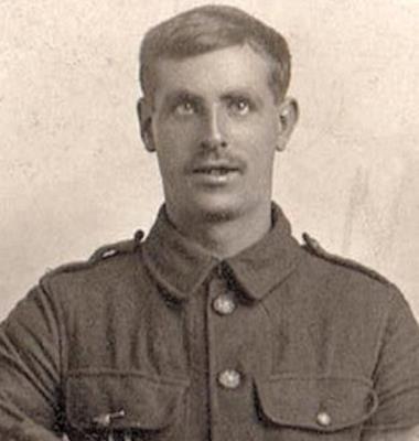 Walter Bateman, Private  Service Number: 13th/0899 East Yorkshire Regiment