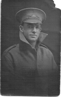 Victor Jones, Private, 30th Battalion, AIF