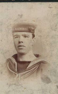 Alfred Preston Lonnergan, Stoker 1st Class
