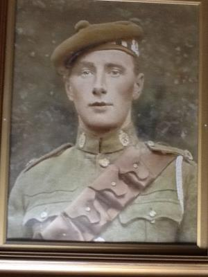 William (Bill) Bell, Private light horse and black watch