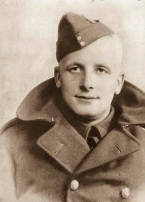 Joseph Edward Pearce, Private