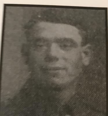 Walter Tattersall, 5th Battalion The Yorkshire Regiment (The Green Howards)