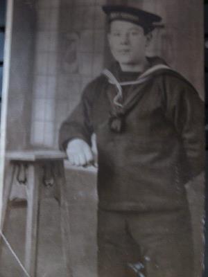 Edmund Bishop  True , Stoker 1 Class