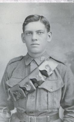 Charles Benjamin Denny, Private