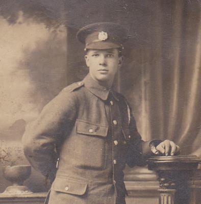 Albert Victor Hull, Private, Essex/Welsh Regiments
