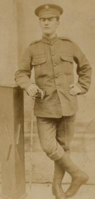 TIMOTHY HEARNS, Private - Irish Guards No 4083