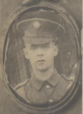 Patrick Connolly, Private No. 2714928, 1st Battalion Irish Guards.